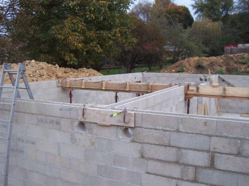 Vide sanitaire page 2 auto construction d 39 une maison for Coffrage vide sanitaire