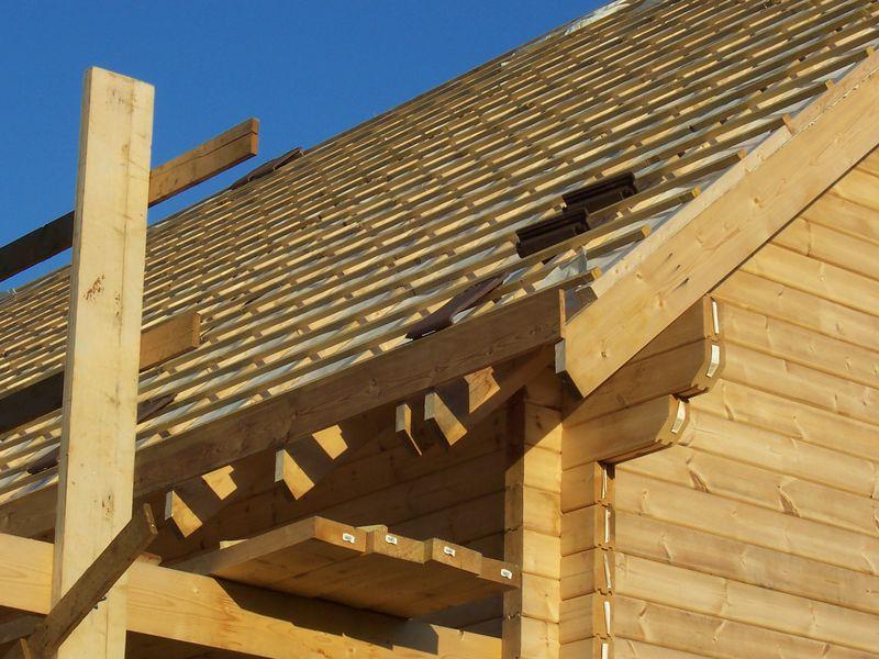 toiture – page 2 – auto-construction d'une maison en bois massif