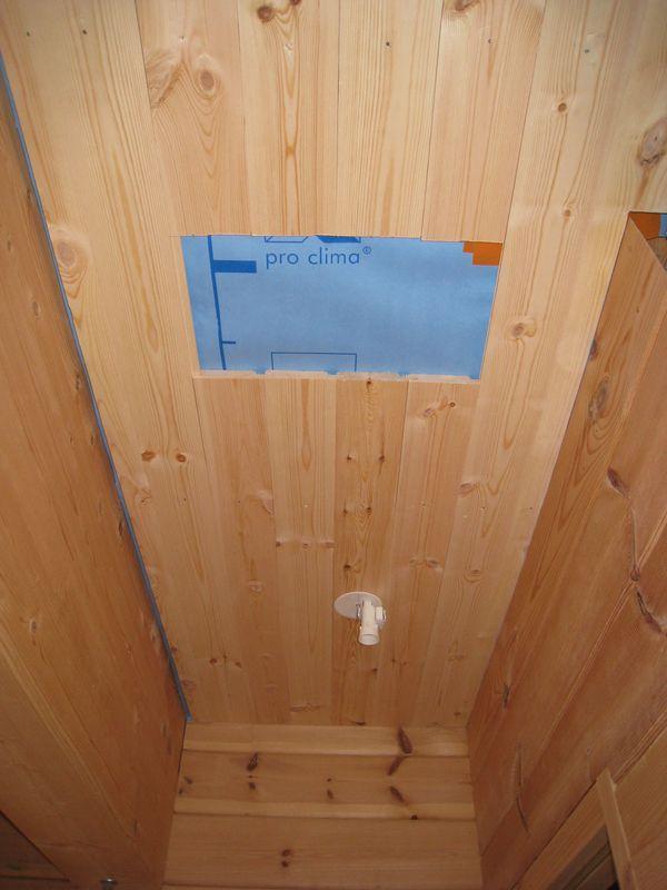 Ventilation auto construction d 39 une maison en bois massif for Ventilation wc salle bain